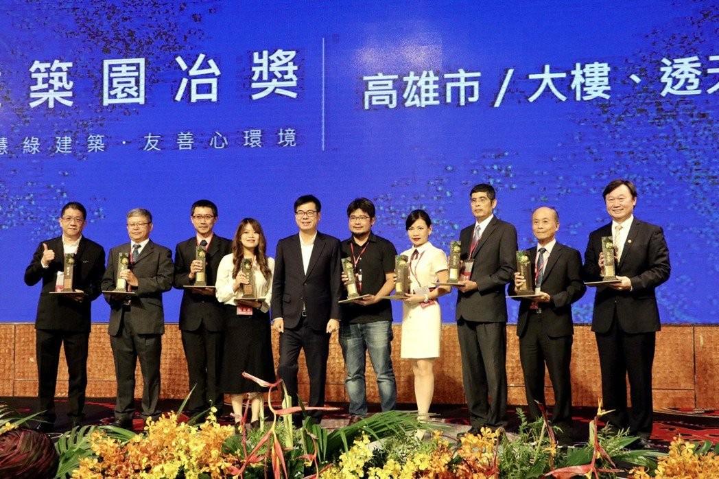 恭賀!第一座《智慧建築特別獎》頒給多城國際「𝐌⁺」